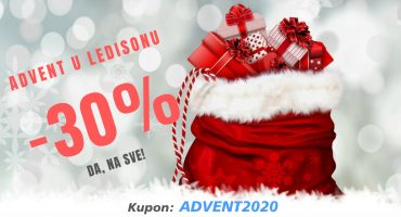 Advent u LEDISON-u sa 30% popusta!