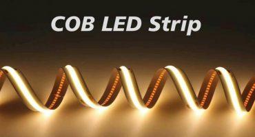 Znate li šta su COB LED trake?